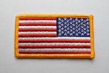 US Army Patch Reserved USA Flagge multicolor Aufnäher - Zum Aufnähen
