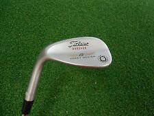 USED LH TITLEIST VOKEY DESIGN SPIN MILLED TOUR CHROME 2008 60.08 LOB WEDGE LW