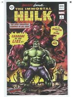 Absolute Carnage Immortal Hulk #1 (2019) Marvel NYCC Variant NM