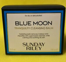 Sunday Riley Blue Moon Tranquility Balm Cleansing Balm Cleanser NEW 3.4 oz