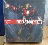 Hot Toys PPS 002 Iron Man 3 Mark XXXV 35 Power Pose Red Snapper Tony Stark NEW