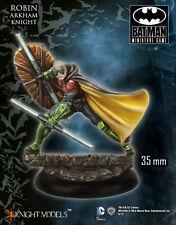 CAVALIERE modelli NUOVO con scatola Robin Arkham Knight k35dc093