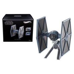 """6"""" Star Wars Ep. 5 The Empire Strikes Back Tie Fighter Diecast Hot Wheels Elite"""