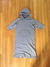 Gap Hoodie Maxi Dress Vintage, Women's Size Large – Heather Gray