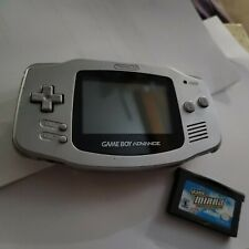 USA Gameboy Advance AGB-001 Silver