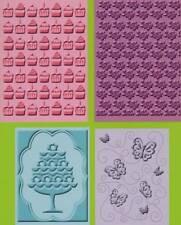 Cuttlebug Carpeta de Grabación en Relieve Conjunto Érase Una Princesa reducido