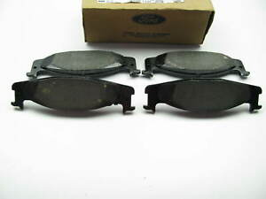 NEW GENUINE OEM Ford F5TZ-2001-BC Front Disc Brake Pads