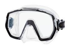 Tusa Freedom Elite Mask Scuba Diving, FreeDiving, Snorkeling CL/Black M-1003-BK