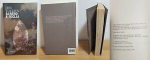 Tolkien - ALBERO E FOGLIA - 3° Ed. Bompiani 2002