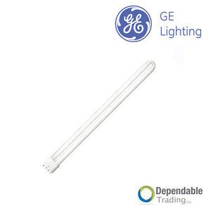 Pack of 10 - GE Biax 55W 4 pin Cool White 840 PL-L BIAX-L Lamp