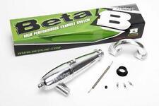 BETA EFRA 2106 Inline Pulido Nitro Afinado Tubo De Escape-Bullit OS-BE4601
