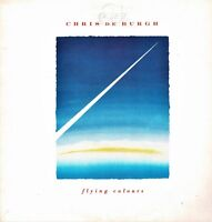 "CHRIS DE BURGH Flying Colours 12"" 33rpm Vinyl LP Album A&M AMA5224 DA"