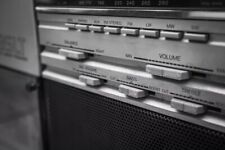 Sharp VZ 2500 Lautstärkeregler
