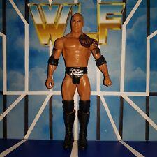 The Rock - Basic PPV Series - WWE Mattel Wrestling Figure