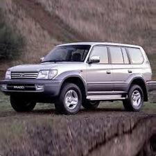 Toyota Land Cruiser Prado J90 1996-2002 Workshop Service Repair Manual