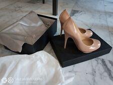 Giuseppe Zanotti patent pumps blush size 37.5 - US 7  4.5' heels - tacco 11.5