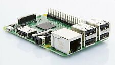 Raspberry Pi 3 Modelo B - Placa base (1.2 GHz Quad-core ARM Cortex-A53