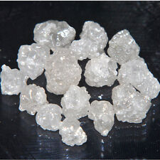 100 cts lot natural loose white Raw diamonds, White Rough Diamond 3-4mm Africa