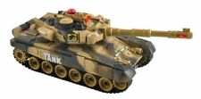 Ferngesteuerter RC Panzer Kampfpanzer Tiger Tank Modellbau R/C 1:14 Maßstab