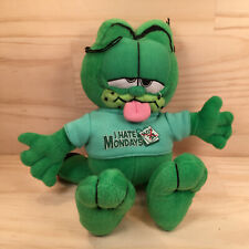 "GARFIELD ""I Hate Mondays"" Gorgeous Comic Cat Character Soft Toy Stuffed Friend"