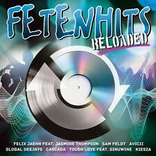 FETENHITS RELOADED 2 CD FELIX JAEHN FEAT JASMINE THOMPSON NEU