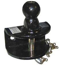 Boules d'attelage  - Chape mixte ( Axe et Boule )1500KG  50mm boule