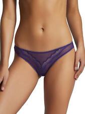 Elle Macpherson Body Pure Bikini Briefs Mesh Violet Size M New with Tags UK