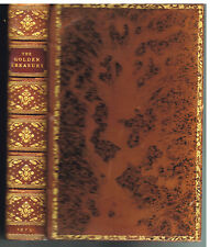 The Golden Treasury by Francis Palgrave 1925 1st American Ed Rare Vintage Book!$