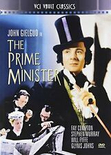The Prime Minister DVD (1941) -JOHN GIELGUD, FAY Compton, Stephen MURRAY