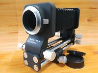 [ NEAR Mint ] Nikon Bellows Focusing Attachment PB-4 PB4 from Japan