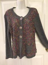 MIRASATI Sweater paris romantic Cardigan bouncle  Womens  Medium