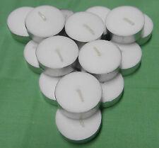 Tea Light Candles x 16 .... 4 Hour Burning Time