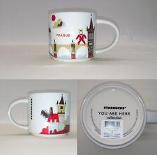 Starbucks PRAGUE Prag City Mug YAH Poland V1 Tasse * you are here 14oz NEW