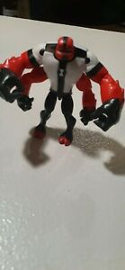 Four Arms Ben 10 Action Figure 2017 Playmates 5 Inch Cartoon Network Alien