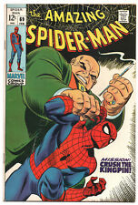 Amazing Spider-Man 69 Marvel 1969 FN Kingpin Stan Lee John Romita