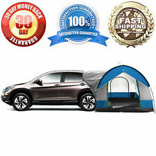SUV Car Tent 6 Person Multipurpose Free Standing Universal Fit Blue/Charcoal