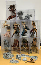 McFarlane Toys Conan the Barbarian Series One 3 Prototypes 10 figures total lot