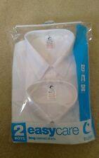 Cotton Blend School Shirt Uniforms (2-16 Years) for Boys
