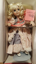 Bo-Peep Porcelain Doll Paradise Galleries Premier Edition Patricia Rose In Box