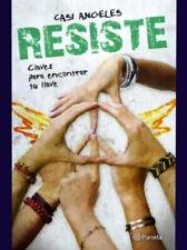 TEEN ANGELS - CASI ANGELES - RESISTE - Book Argentina