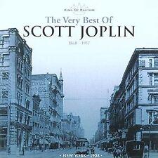 Scott Joplin / Very Best Of (Greatest Hits) / King Of Ragtime 1868-1917 *NEW* CD