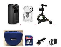 Brinno Construction Time LapsePro Bundle BCC200+Smartec Camera Bag+SD+USB+Power
