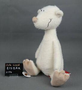 GENAU DIESER süße Ach Good Eisbär Polarbär SIGIKID 38927 Kuscheltier NEU! #X-446