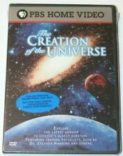 The Creation of the Universe DVD.  PBS Home Video.  BRAND NEW SEALED!
