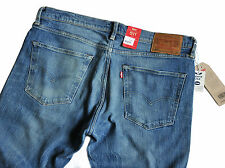 New! Pair of Jeans LEVI'S 511 W36 L32 Blue Denim LEVIS STRAUSS No 501 506 W34