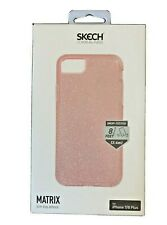 Iphone 8 Plus Pink Glitter Case Skech Matrix Iphone 7 Plus Case