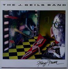 THE J. GEILS BAND Freeze Frame 1981 OZ EMI EX/EX