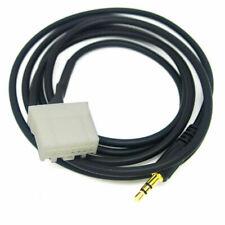 Audio Adapter AUX Cable for Mazda 2 3 5 6 CX-7 CX-9 RX-8 MX-5 Miata 2006+ 3.5mm