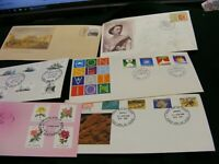 Lot of 30 FDCs Australia...First Day Covers....exact ones in photos.(A).