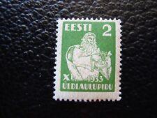 ESTONIE - timbre yvert et tellier n° 122 n** MNH (TU)